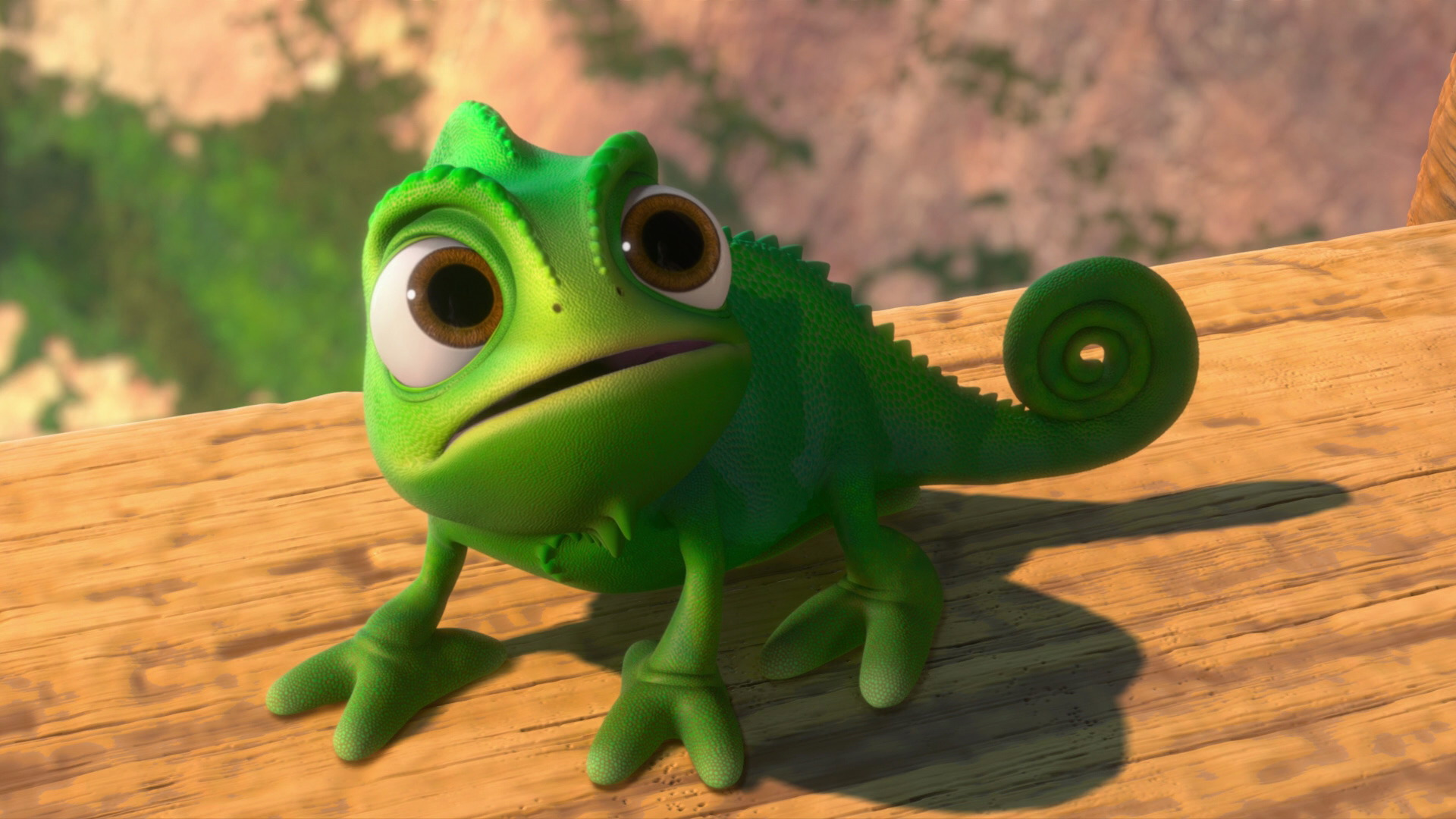 Tangled: Pascal by Frie-Ice on DeviantArt