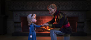 Frozen: A Father's Love