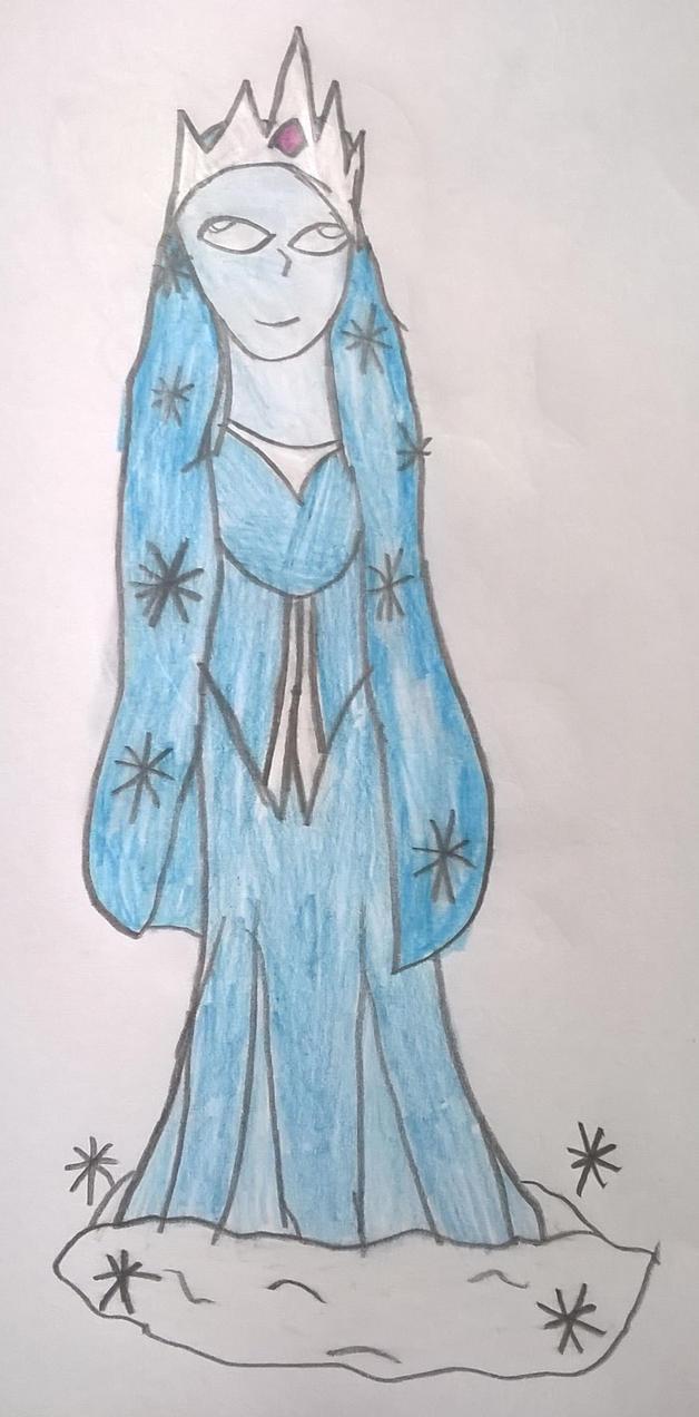 Winter Star (Titan) by Frie-Ice
