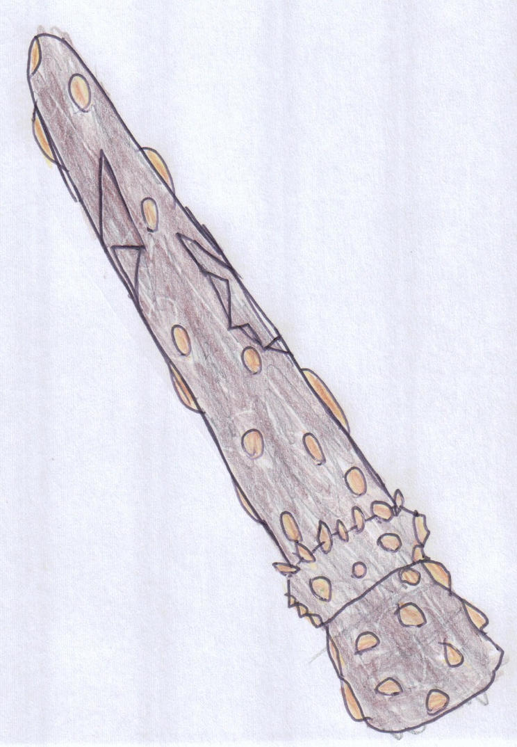 Phlegma's Wand by Frie-Ice