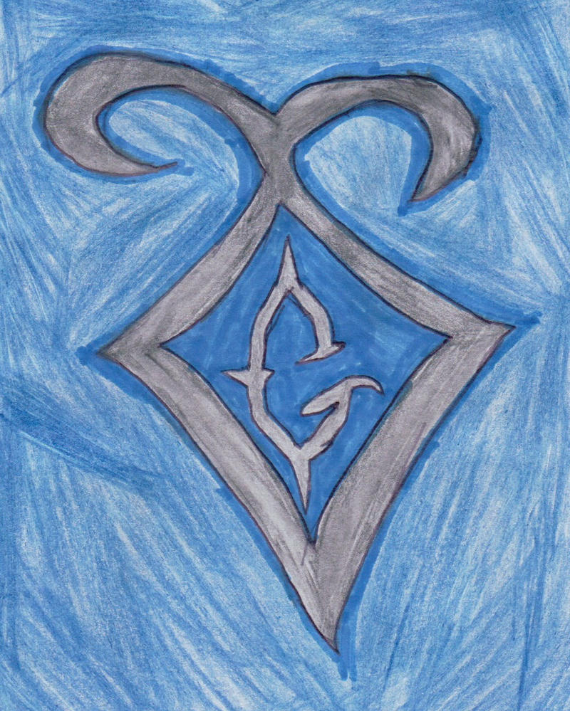 Jack's Shadowhunter Crest by Frie-Ice