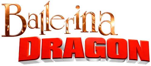 Ballerina Dragon Logo