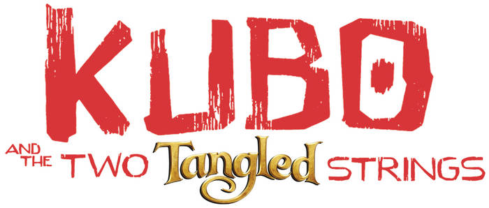 Kubo and the Two Tangled Strings logo