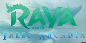 Raya and the Tales of Arcadia Logo