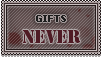 Gifts NEVER by MidePan