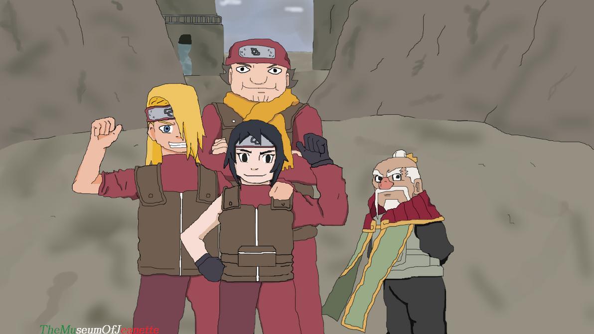 Naruto hentai love ninja senin orgy 7