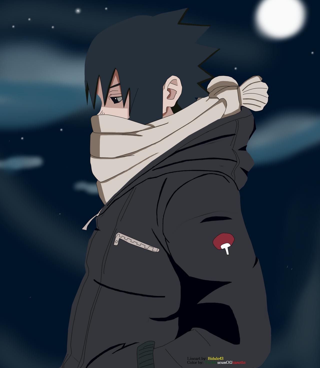 Sasuke ~ Naruto Shippuden by TheMuseumOfJeanette on DeviantArt Naruto And Sasuke Sad