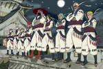 Stand Tall Jinchuriki ~ Naruto Shippuden