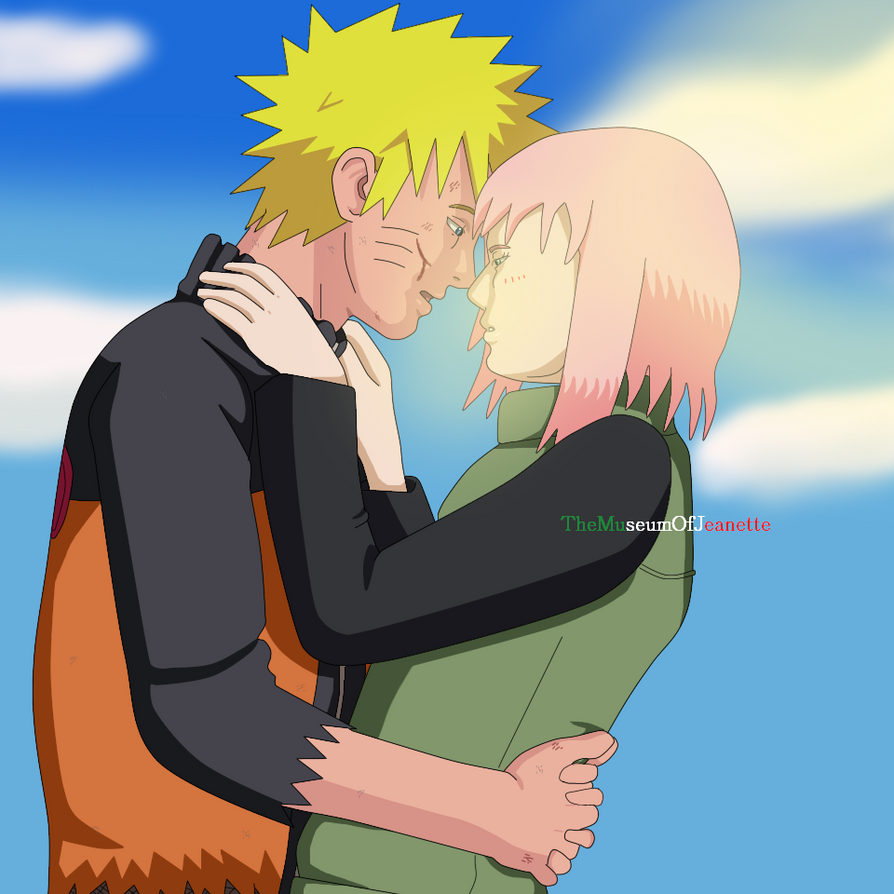 Until the End ~ Naruto Shippuden by TheMuseumOfJeanette