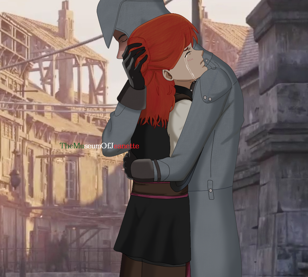 Arno And Elise Assassin S Creed Unity By Themuseumofjeanette On