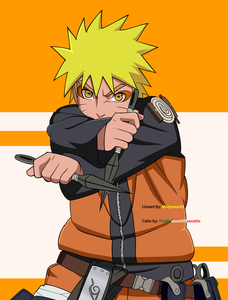 Sage Mode Combat ~ Naruto Shippuden by TheMuseumOfJeanette
