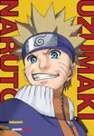 Artbook Cover ~ Naruto