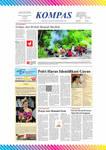 Portfolio layout news paper