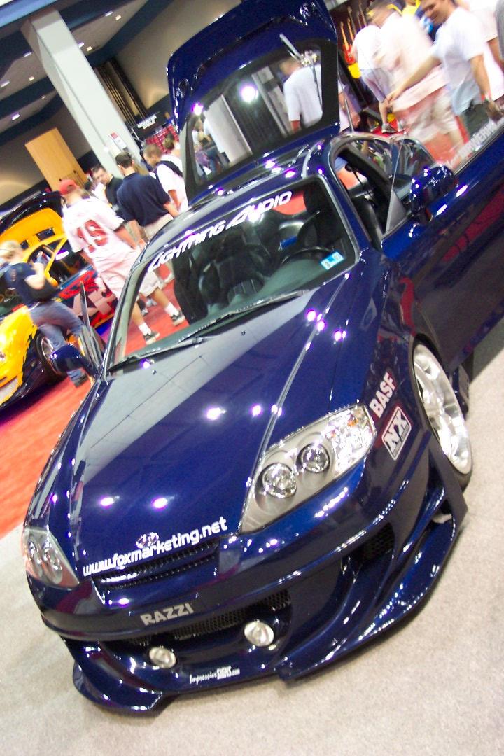 Razzi Hyundai by zoomstock
