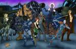 Metal Gear Solid Line up