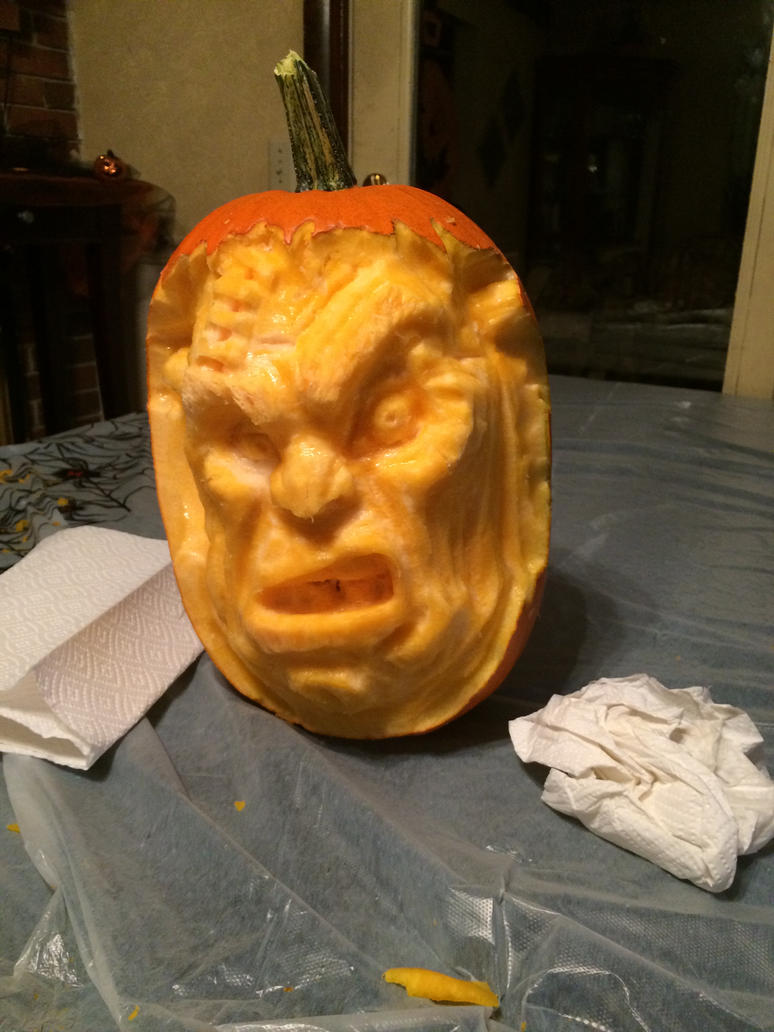 Frankenstein's Monster by ChadFeldpausch