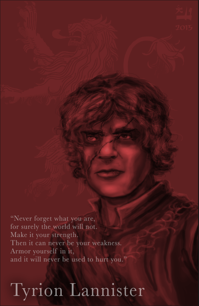 Tyrion Lannister by ChadFeldpausch