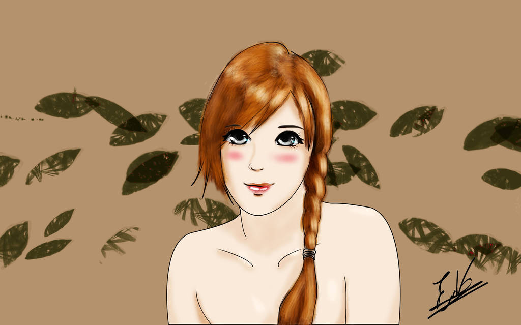 Beautiful girl by ErikAcosta