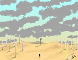Desert by ErikAcosta