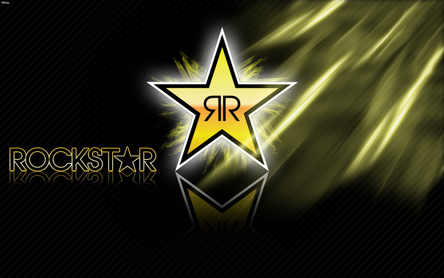 gallery for rockstar energy logo wallpaper