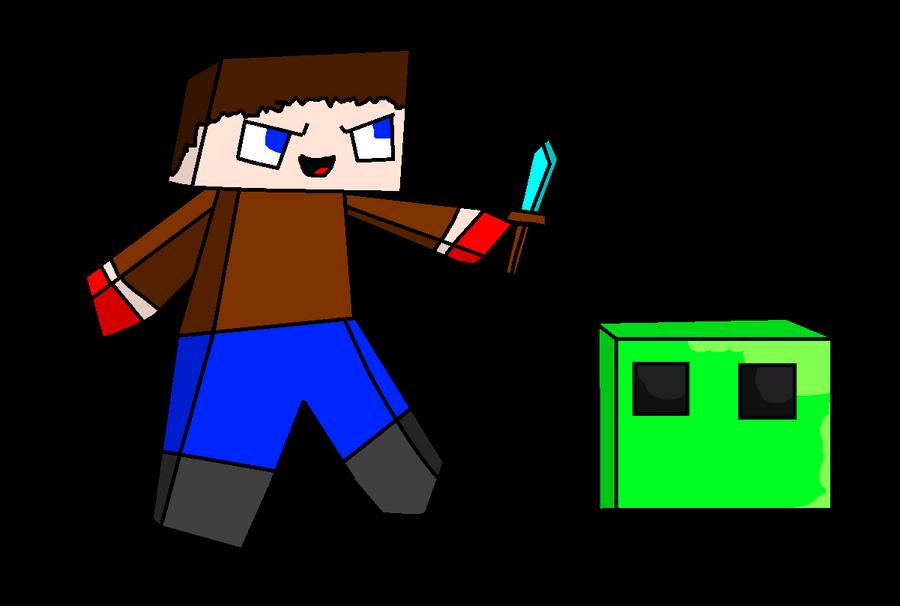 How To Draw Minecraft Blaze