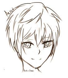 Sketch Gratis 1 by RoshioSempai