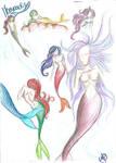 Mermaid Study