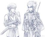 Inigo and Gerome