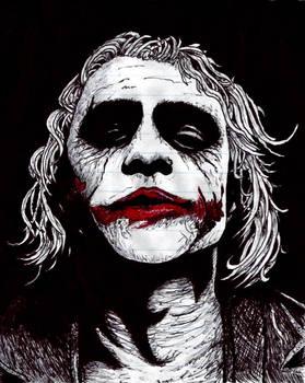 Heath Ledger (The Joker)
