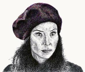 Joan Watson (Scribble)