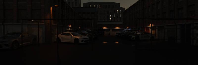 Police Motor Pool
