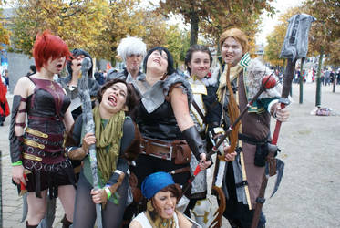 Dragon Age: Heroes of Derpwall