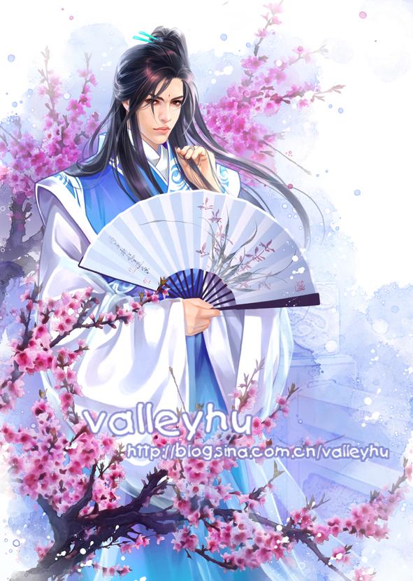 Lang xin ru tie by valleyhu
