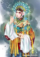 Drunkened Concubine