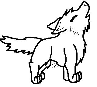 Cute Baby Wolf Drawings Easy Www Picturesso Com