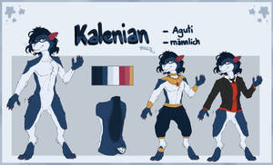 kalenian refsheet