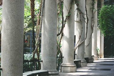 Columna Gris by ciseaux