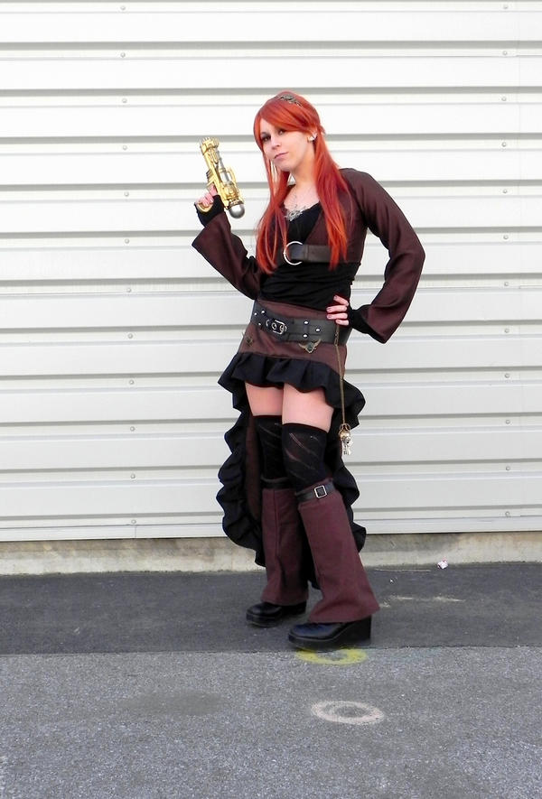 Steampunk. by Fayry-Cosplay