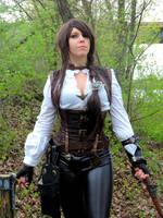 The Adventurer by MorganaBlackwings