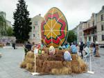 Easter in Zhytomyr