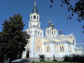 Holy Transfiguration Cathedral by valonisens