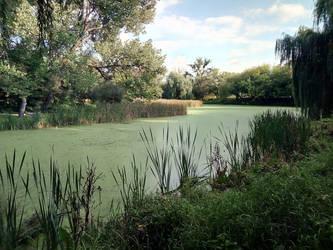 Enchanted Lake by valonisens