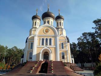 Church of the monastery of St. Anastasia