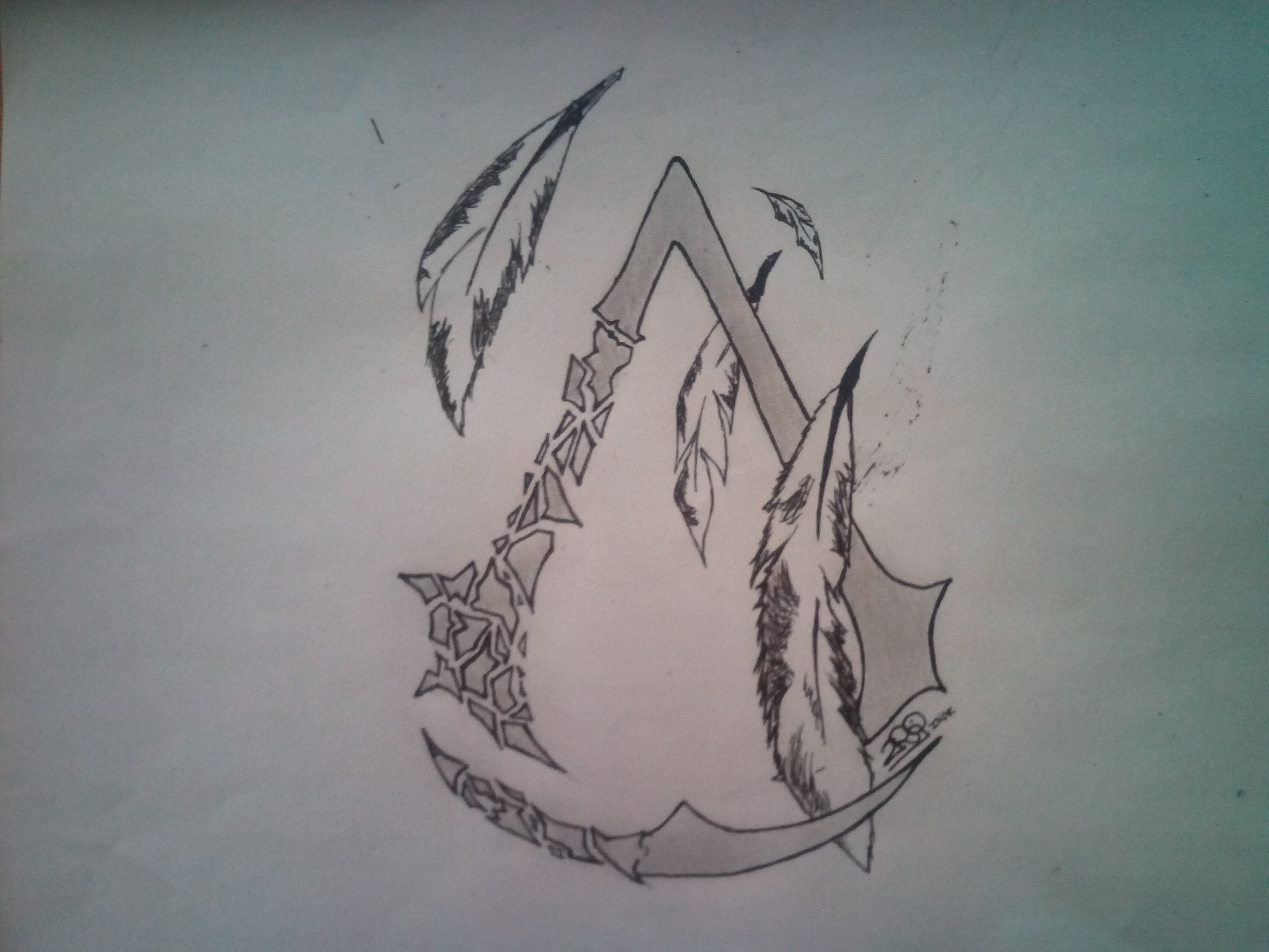 Assassins creed symbol by inkedi on deviantart assassins creed symbol by inkedi assassins creed symbol by inkedi biocorpaavc Images
