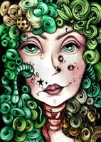 Bug's Hair by Ventapane