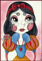 Snow White by Ventapane