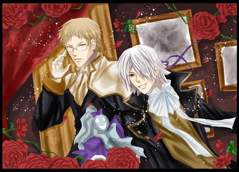 Pandora hearts : commission by KurosakiSasori-kun