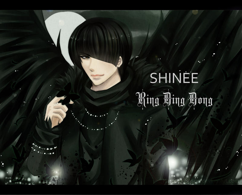 Ring ding dong by shinee