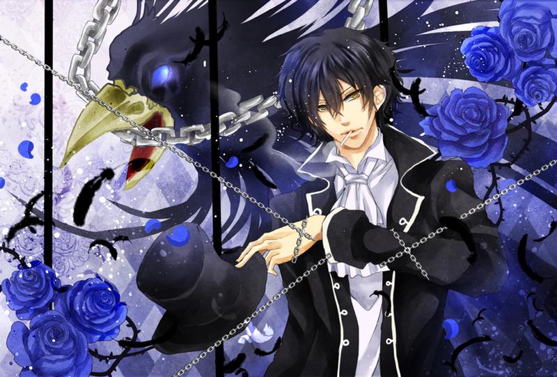 PH : Raven by KurosakiSasori-kun