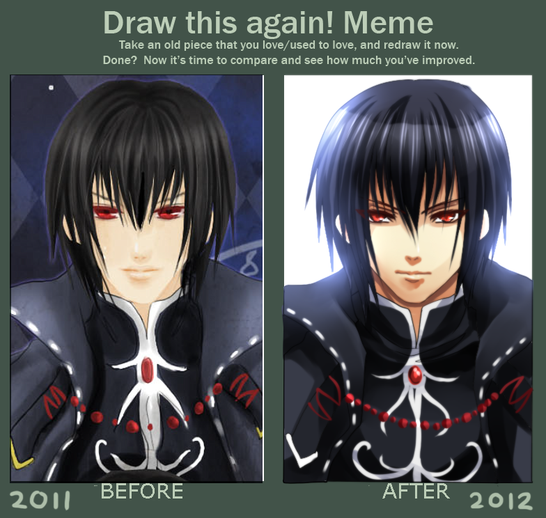 Draw This again Meme by Kurosaki-Sasori-chan